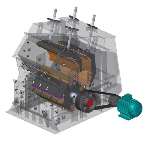 Impact crusher 1210-2